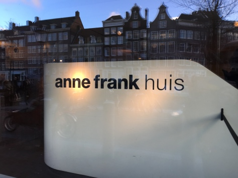 Casa de Anna Frank, Amsterdam, Netherlands www.weareinfinite.blog