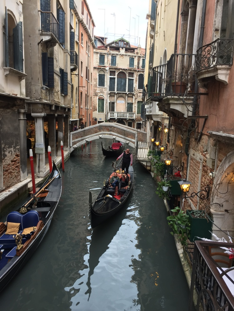 Venecia, Italia www.weareinfinite.blog