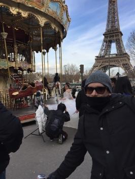 Torre Eiffel, París www.weareinfinite.blog