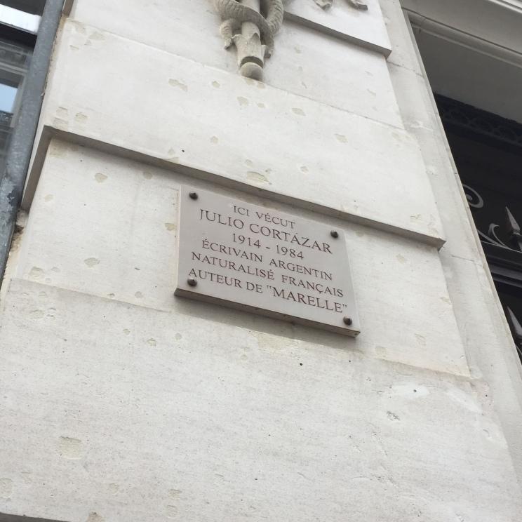 Casa de Julio Cortázar en París www.weareinfinite.blog