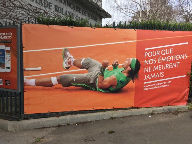 Roland Garros, París