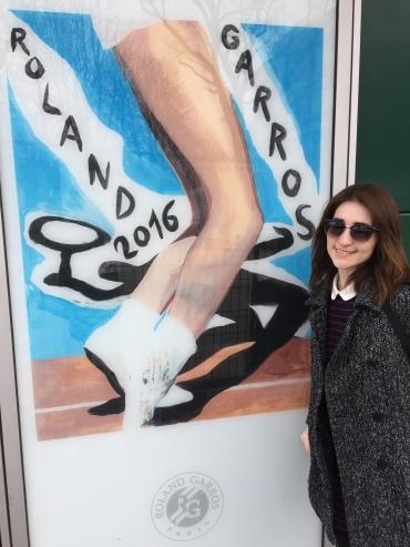 Roland Garros, París www.weareinfinite.blog