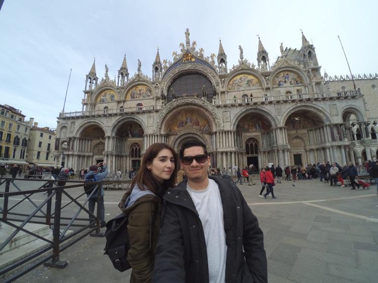 Basílica de San Marcos, Venecia, Italia www.weareinfinite.blog
