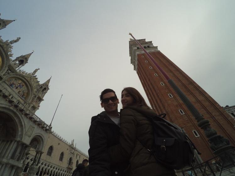 Campanario de San Marcos, Venecia, Italia www.weareinfinite.blog