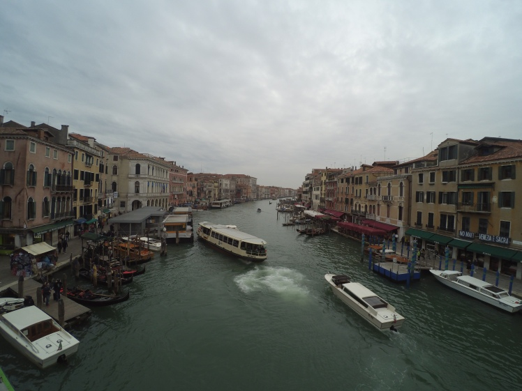 Gran Canal, Venecia, Italia www.weareinfinite.blog