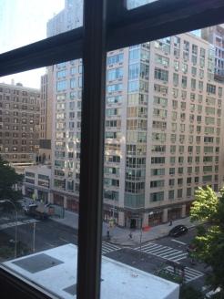 Mi ventana cada mañana