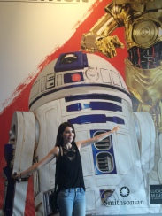 Star Wars exhibition