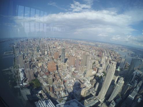 Vista desde One World Observatory