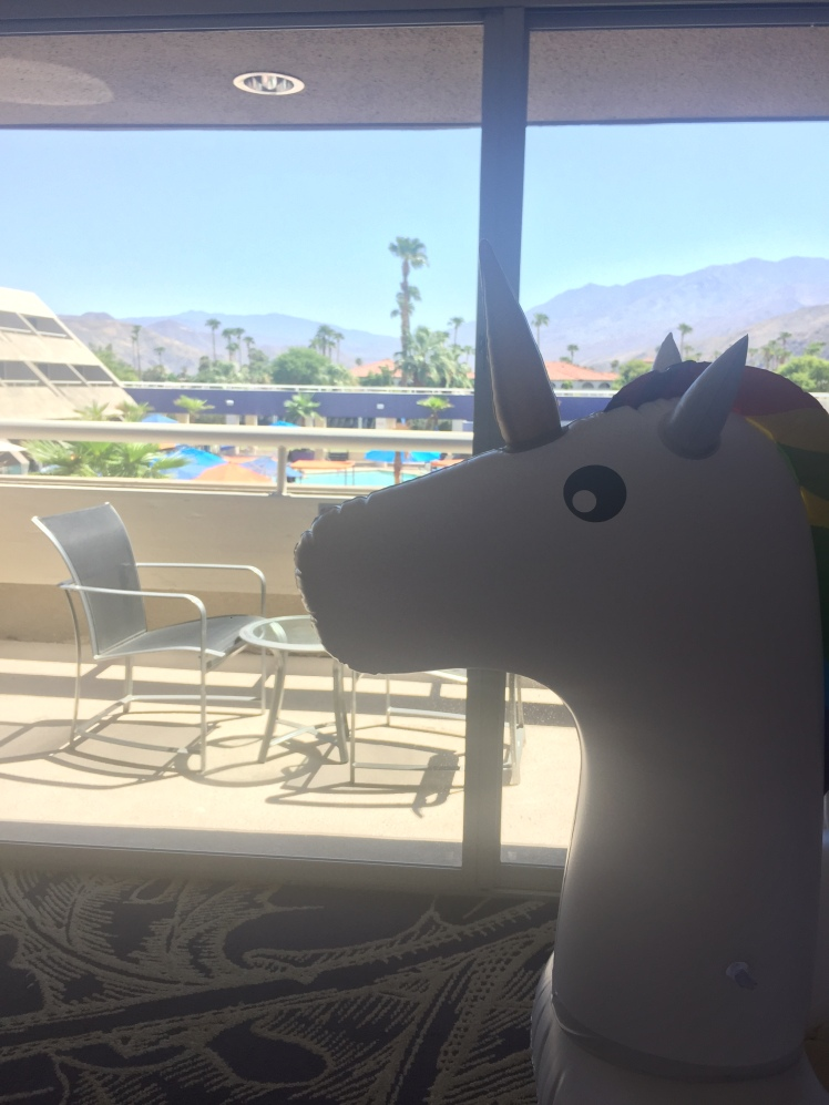 Hard Rock Hotel, Palm Springs, CA www.weareinfinite.blog