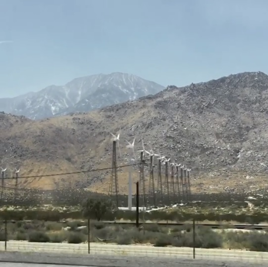 To Palm Springs