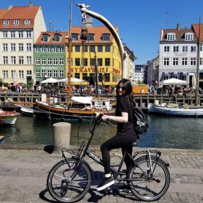 Nyhavn, Copenhague, Dinamarca www.weareinfinite.blog