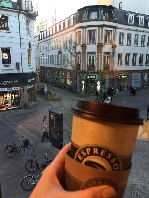 Espresso House, Copenhague, Dinamarca www.weareinfinite.blog