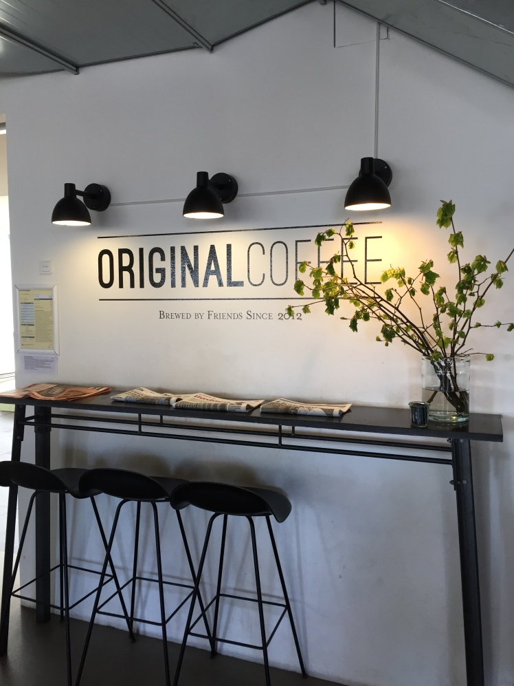 Original Coffee, Copenhague, Dinamarca www.weareinfinite.blog