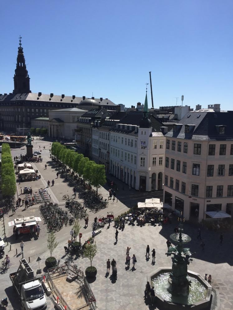 Strøget, Copenhague, Dinamarca www.weareinfinite.blog
