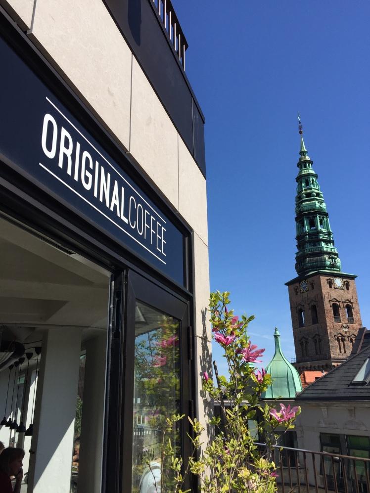 Original Coffee, Strøget, Copenhague, Dinamarca www.weareinfinite.blog