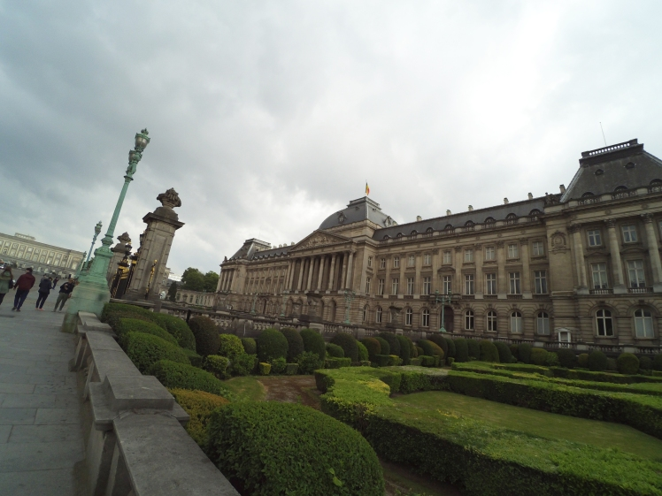 Palacio Real, Bruselas, Bélgica. www.weareinfinite.blog