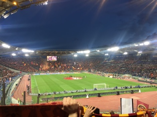 Stadio Olimpico, Roma, Italia www.weareinfinite.blog