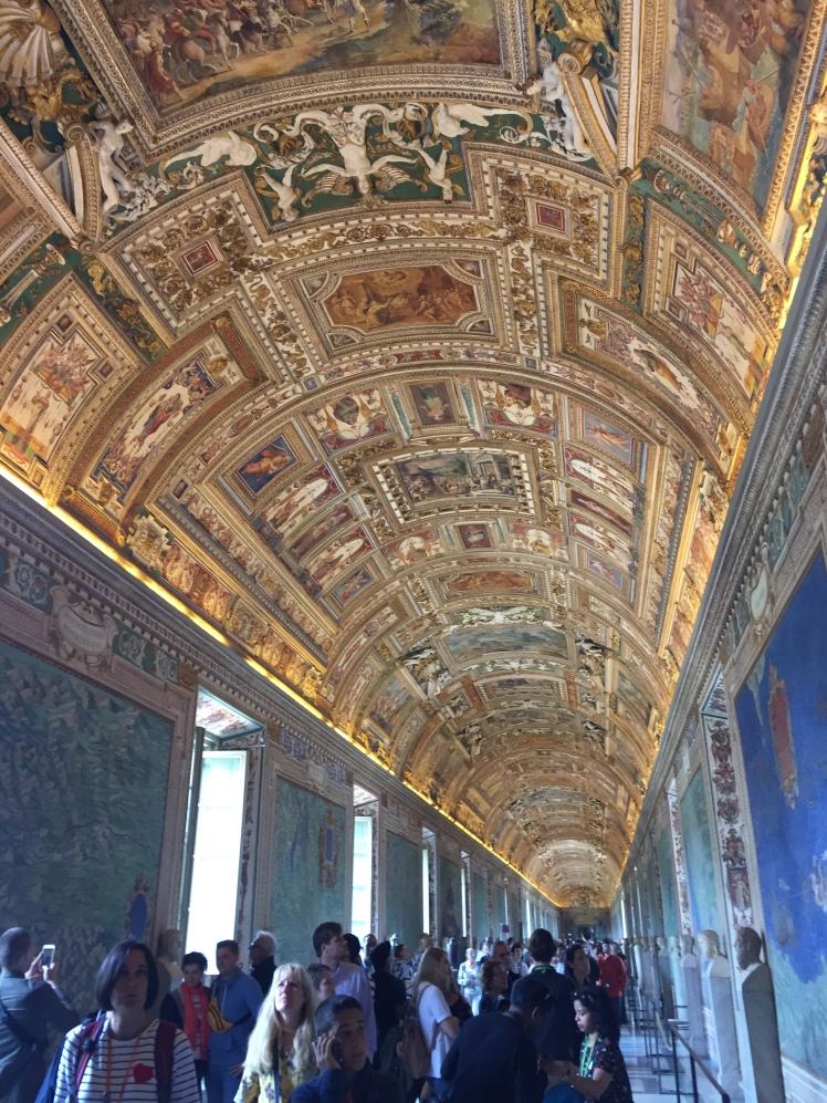 Museos Vaticanos, Ciudad del Vaticano, Italia www.weareinfinite.blog