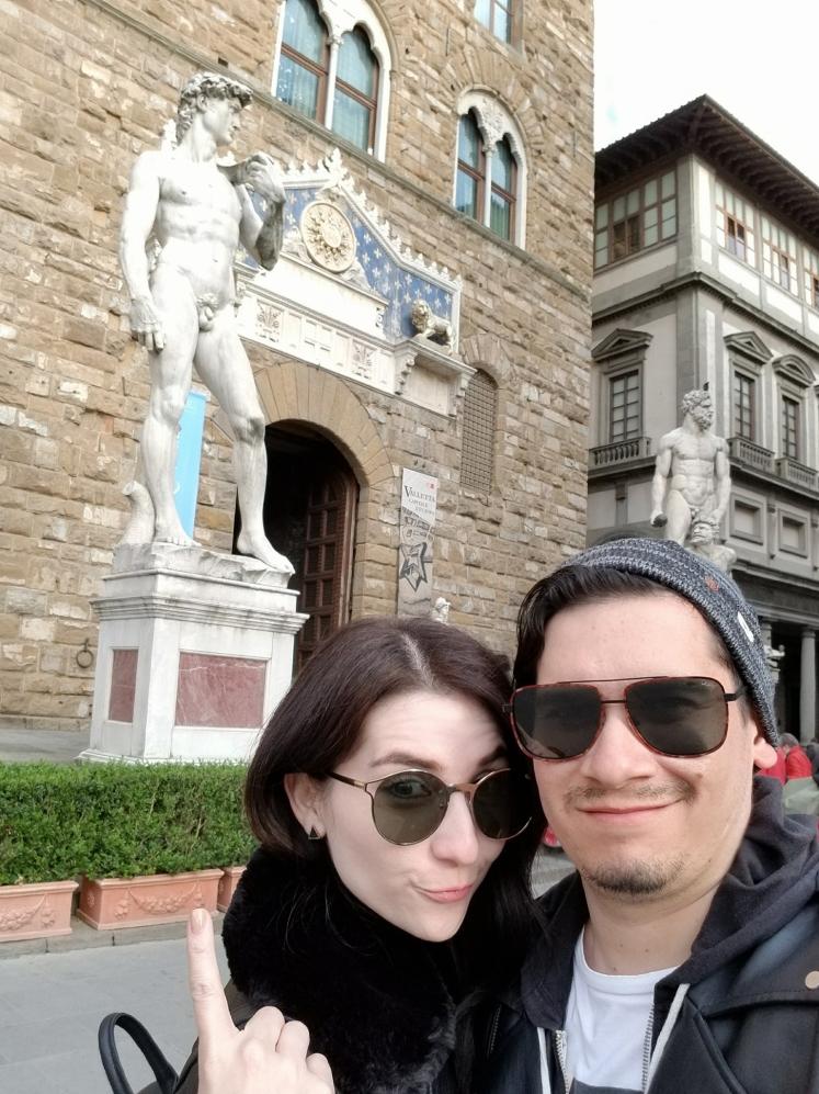 Palazzo Vecchio, Plaza della Signoria, Florencia, Italia www.weareinfinite.blog