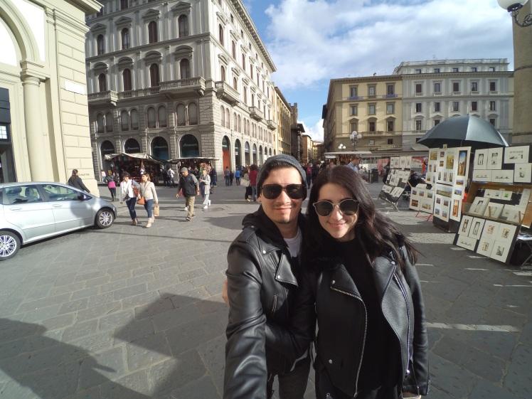 Piazza della Repubblica, Florencia, Italia www.weareinfinite.blog