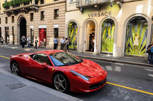 Cuadrilátero de la moda, Milán, Italia www.weareinfinite.blog