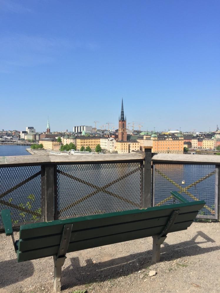 Mirador Monteliusvägen, Estocolmo, Suecia www.weareinfinite.blog