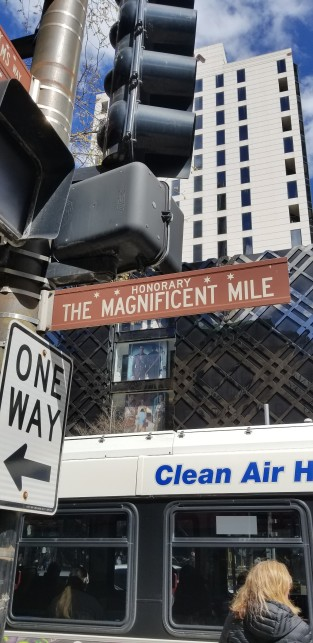 Magnificent Mile!