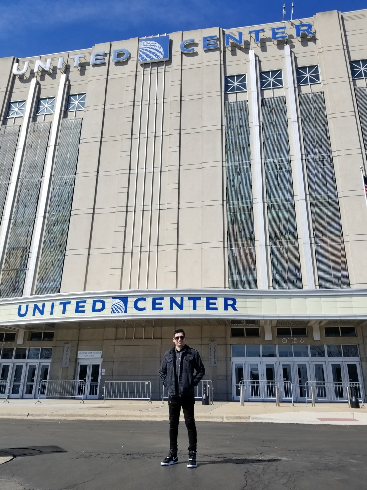 United Center, Chicago www.weareinfinite.blog