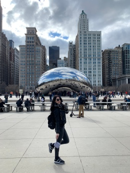 Cloud Gate♥